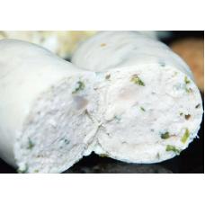 Белыемюнхенскиеколбаски( Munchner Weisswurst )